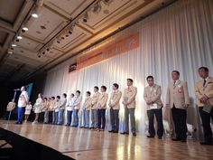 2014 センチュリー21春のセールスラリー表彰式 京滋ブロック第3位