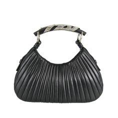 Tom Ford for Yves Saint Laurent Black Noir Mombasa Hand Bag New Old Stock   1stdibs.com