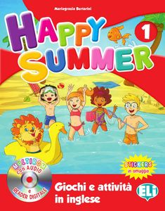 Happy Summer 1 by ELI Publishing - issuu
