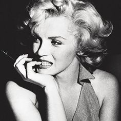 GALLERY WRAP Marilyn Monroe 12x12 Photograph STRETCHED CANVAS - Art Print Poster Wall Decor Hollywood Icon Movie Star Playboy Playmate - QUALITY ART REPRODUCTION Buyartforless http://www.amazon.com/dp/B00PBES1AG/ref=cm_sw_r_pi_dp_FTGwvb19Z91QY