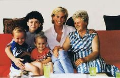 August 9, 1997: Diana, Princess of Wales visited Bosnia as part of her campaign to ban landmines.