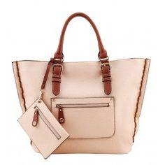 Alfio Young Trio Light Pink Handbag