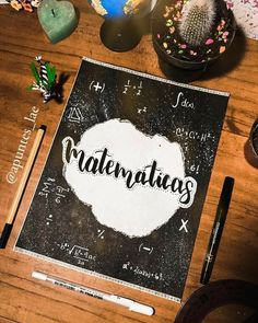 Bullet Journal School, Bullet Journal Titles, Bullet Journal Inspiration, Cute Notes, Pretty Notes, Bellet Journal, Notebook Art, Buch Design, School Notebooks