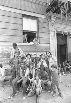70′s New York Street Gang