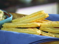 Cheese Straws recipe from Paula Deen via Food Network