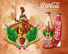 Coca Cola Bicentenario Guanajuato. Cesar Nandez