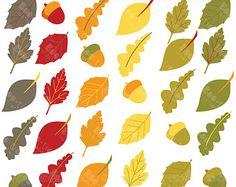 Hojas Photoshop pinceles caída hojas de otoño hojas por PinkPueblo