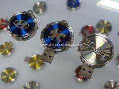 Car Promotional USB Flash Drive