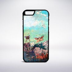 Odilon Redon - Butterflies Phone Case – Muse Phone Cases