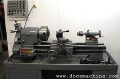 loganlathe - Google Search Engineering Tools, Maker Shop, Industrial Machine, Lathe Projects, Machine Tools, Home Reno, Cool Tools, Metalworking, Man Cave