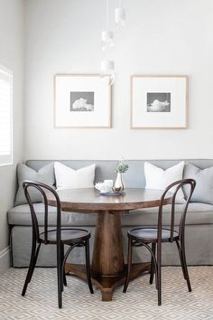 Designers Are Obsessed With Breakfast Nooks And Here's Why - Laurel Harrison
