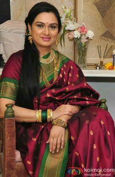 Indian Sarees, Silk Sarees, Saris, Wedding Wear, Wedding Bride, Marathi Wedding, Traditional Sarees, Traditional Wedding, Saree Look