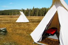 I'll be staying here next month in Yellowstone National Park!