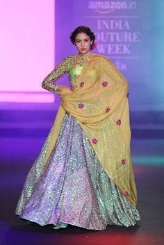 Debarun - Amazon India Couture Week 2015