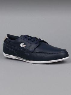 hot sales fa01e e1105 Lacoste® Men s Dreyfus MB SPM Sneaker in Blue  amp  Grey. If you are