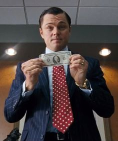 Best Actor (Leonardo DiCaprio in The Wolf of Wall Street)