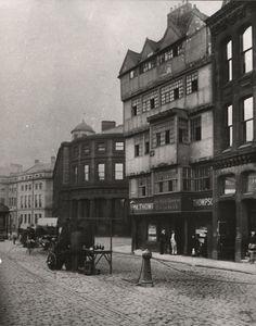 Newcastle Quayside 1897