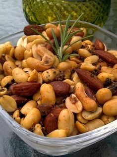 The Ultimate Bar Nuts