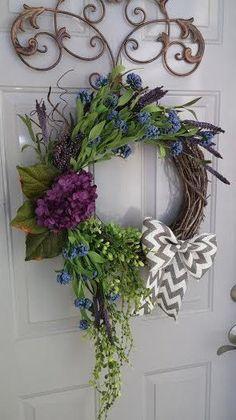 Year+Round+Wreath+Large+Wreath+Spring+Wreath+by+DressUpYourDoor,+$79.00