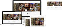 Adrian Nancekivell Design - website design by Forge Online