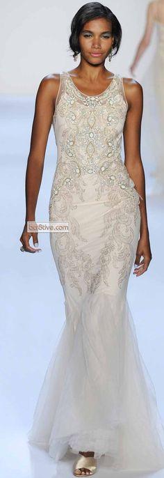 Badgley Mischka Spring 2014 New York Fashion Week - bcr8tive
