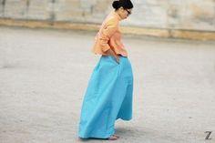 Style Crush: Oksana On