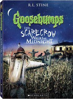 Goosebumps - The Scarecrow Walks at Midnight