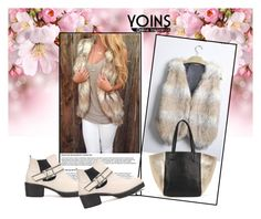 """""""YOINS 11"""" by april-lover ❤ liked on Polyvore featuring women's clothing, women's fashion, women, female, woman, misses, juniors and yoins"""
