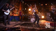 """311 """"Five of Everything"""" Guitar Center Sessions on DIRECTV"""