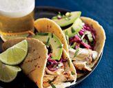 25 Easy Superfood Recipes - mahi mahi tacos - self magazine