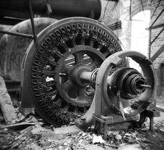 Nice old Turbine