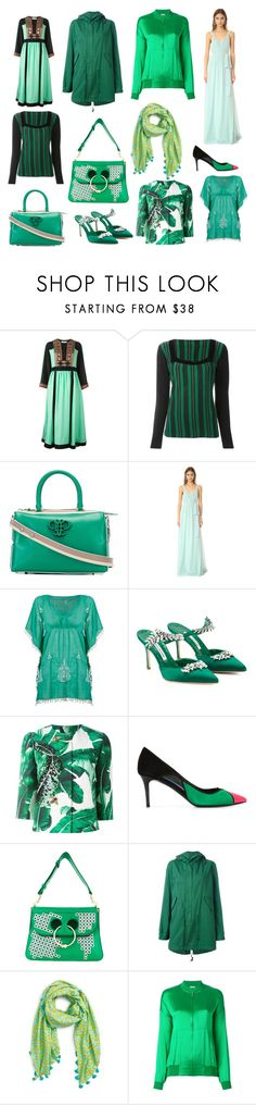 """""""Go Greenville.."""" by donna-wang1 ❤ liked on Polyvore featuring Etro, Jean-Paul Gaultier, Emilio Pucci, Joanna August, SUB, Manolo Blahnik, Dolce&Gabbana, Salvatore Ferragamo, J.W. Anderson and Mr & Mrs Italy"""