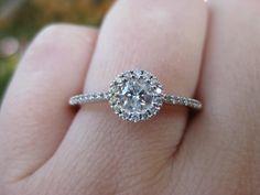10 Beautiful Engagement Rings for Women 2015   #engagementrings #womenrings #ukfashion2015  #EverythingWomen
