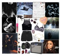 """""""Love is stupid"""" by laurentheghostgirl ❤ liked on Polyvore featuring Jeffree Star, Roberto Coin, Scotch & Soda, Essie, Topshop, H&M, Eos, Urban Outfitters and Mapleton Drive"""