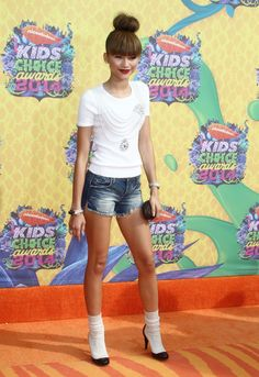 Zendaya Coleman 2014 | Zendaya Coleman – Nickelodeon's Kids' Choice Awards 2014