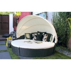 canopy outdoor daybed from amazon