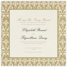 Wedding invitations - Paperless Post