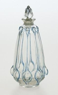 Antique Lalique perfume bottle