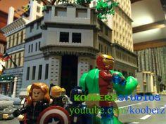 Avengers Assemble!, via Flickr.