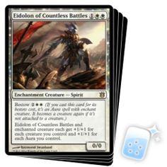 KARAMETRA/'S ACOLYTE X4 Theros THS Magic MTG MINT CARD