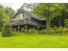 Great country home!!  MLS #B457211 - 9522 Utley Rd, East Otto, NY 14729