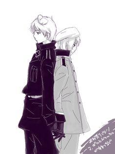 Prussia and Switzerland