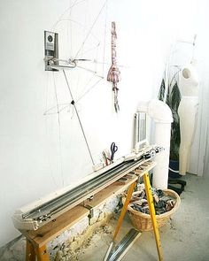 Most current Pic knitting machine table Ideas diy knitting machine table ;