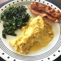 From @ketodietresults Eggs Bacon Kale  #keto #ketomeals #lchf #lowcarb #highfat #atkins #bestdietever #whatdiet #fatisfuel #ketogenic #kcko #eatfatloseweight #lowcarbhighfat #ketosis #ketocooking #lowcarbcooking #lowcarbliving #ketoliving #ketofoods #xxketo #ketodiet #ketodinner #weightloss #lifestylechange #ketofitguide #ketofitchallenge