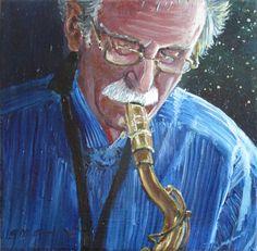 Rita Camphuijsen - Saxofonist