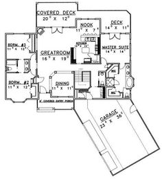 Modify as needed for 2nd floor with more bedrooms