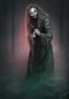 Sora Kell the Night Hag, The Queen of Night, The Traveler, The Giver of Gifts Eberron Fantasy Rpg, Dark Fantasy, Character Portraits, Character Art, Fantasy Characters, Female Characters, Evil Witch, Mystique, Fantasy Monster