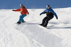 Learn to ski and snowboard weekend @Tahoe North via @Los Angeles Times