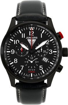 Junkers Watch Hugo Junkers #2015-2016-sale #bezel-fixed #black-friday-special #bracelet-strap-leather #brand-junkers #case-material-black-pvd #case-width-42mm #chronograph-yes #classic #date-yes #delivery-timescale-1-2-weeks #dial-colour-black #gender-mens #movement-quartz-battery #official-stockist-for-junkers-watches #packaging-junkers-watch-packaging #sale-item-yes #style-dress #subcat-hugo-junkers #supplier-model-no-6680-2 #vip-exclusive #warranty-junkers-official-2-year-guarantee…