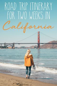 It's time to fall in love with the Golden State. Maybe I am partial, but I think my home state is one of the most incredible places in the world. With endless natural beauty and a one-of-a-kind cultur